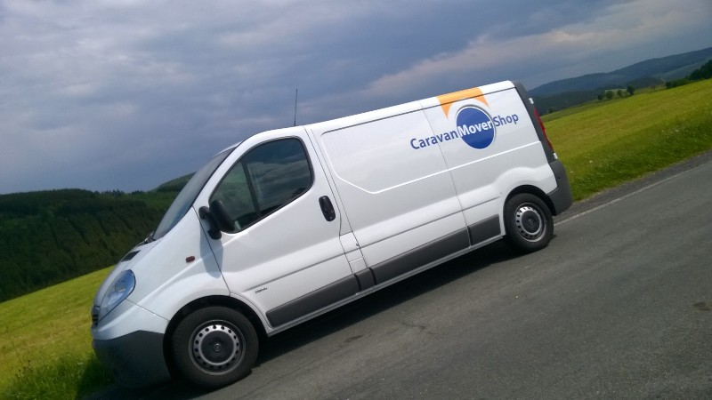 CaravanMoverShop  <BR>Complete Installation at site<BR>For instance at home, working place or campsite<BR>We fit the mover optimal, including 230V connection and all cables in protective tube.